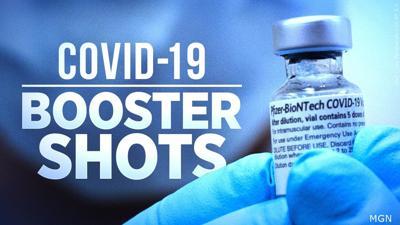 Covid booster shots