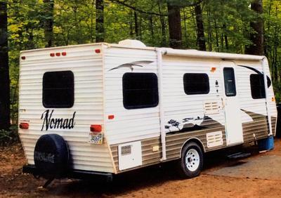 Marathon Co. Crime Stoppers stolen camper