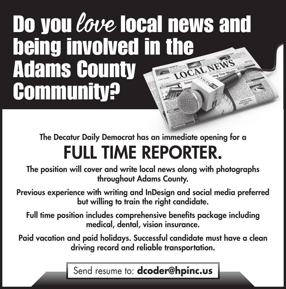 Decatur Daily Democrat