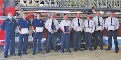 WFD honored