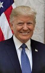 President Trump rebuked