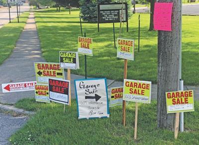 Community Garage Sale Weekend