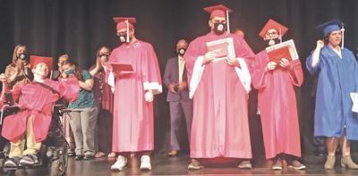 Graduation celebrated