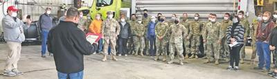 Mayor declares Friday Ohio National Guard Day in Wapakoneta