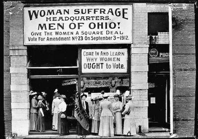 Suffrage in Ohio