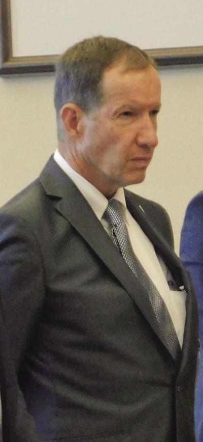 stinebaugh in court