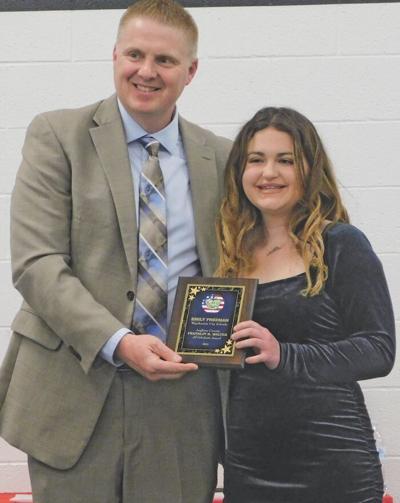 Emily Freeman recognized