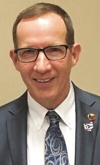 Mayor Tom Stinebaugh