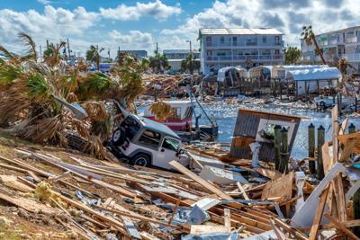 FILE - Hurricane Michael 10-26-2018
