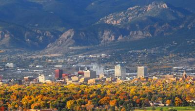 FILE - Colorado Springs