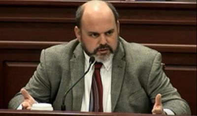 FILE - Pennsylvania state Rep. Brad Roae