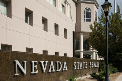 FILE - Nevada State Senate