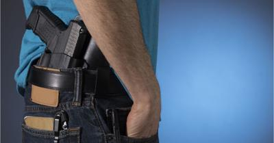 File - concealed carry, gun rights, holster