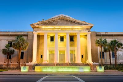 FILE - Florida State Supreme Court