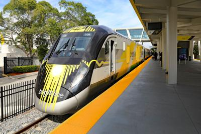all not aboard as brightline s high speed rail plans slowed by