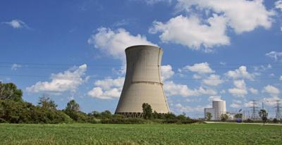 FILE - OH Nuclear power