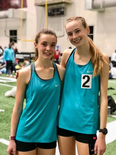 Emily Mackel and Emma Curry