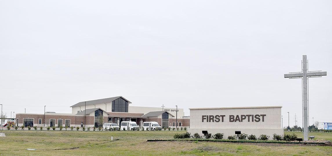 First Baptist Church of Waxahachie
