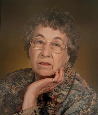 Bettie Jean Adams Johnston