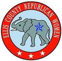 ellis county republican women logo