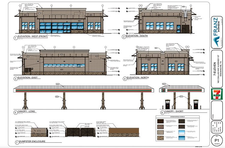 7-Eleven store planned for Waxahachie