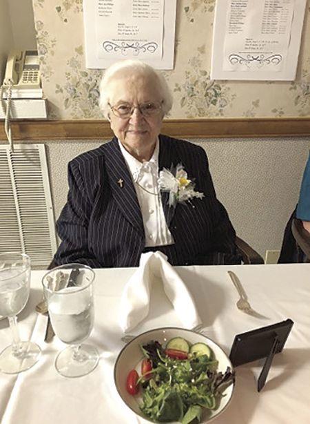 Sister Mary Ann Honza