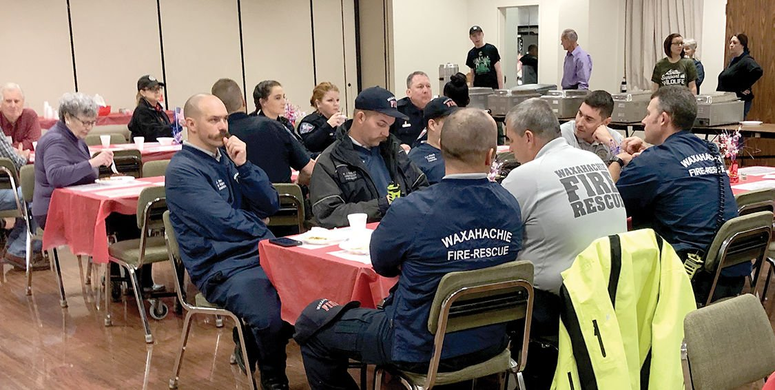 guest column breakfast event honors city s first responders rh waxahachiesun com