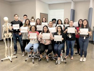 Certified Clinical Medical Assistants