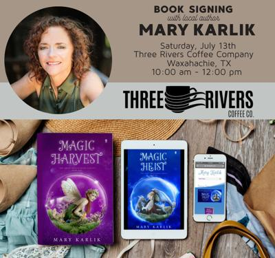 mary karlik book signing