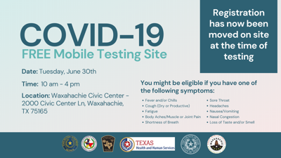 June 30 COVID-19 Testing Site Event.png