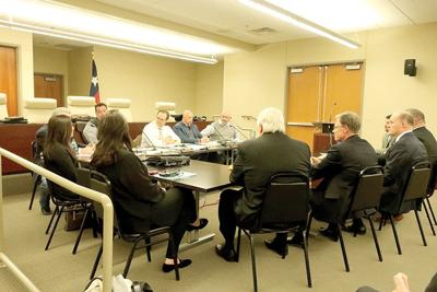 New court at law proposed for Ellis County