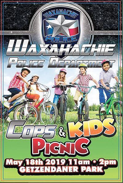 Cops & Kids annual picnic