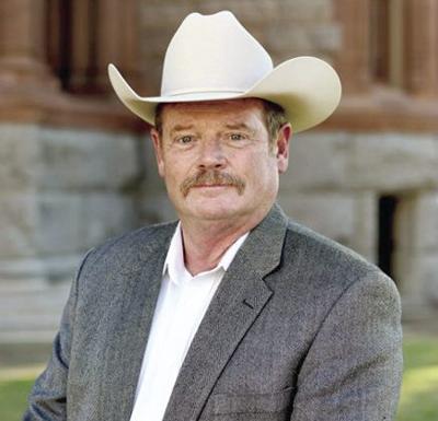Ellis County Sheriff Chuck Edge