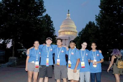 WHS TSA — On the national stage