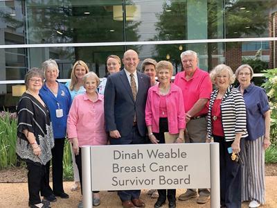 Dinah Weable Breast Cancer Survivor Board