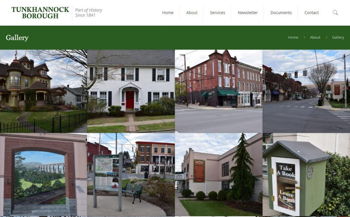 Tunkhannock Borough website gallery