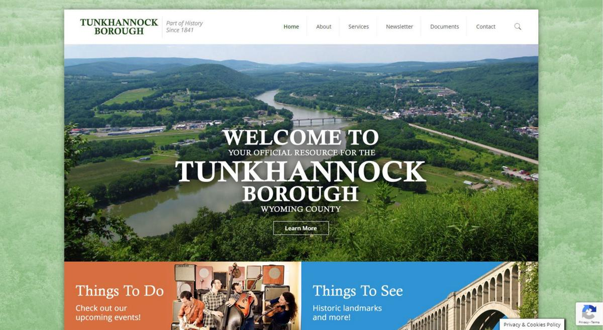 Tunkhannock Borough website