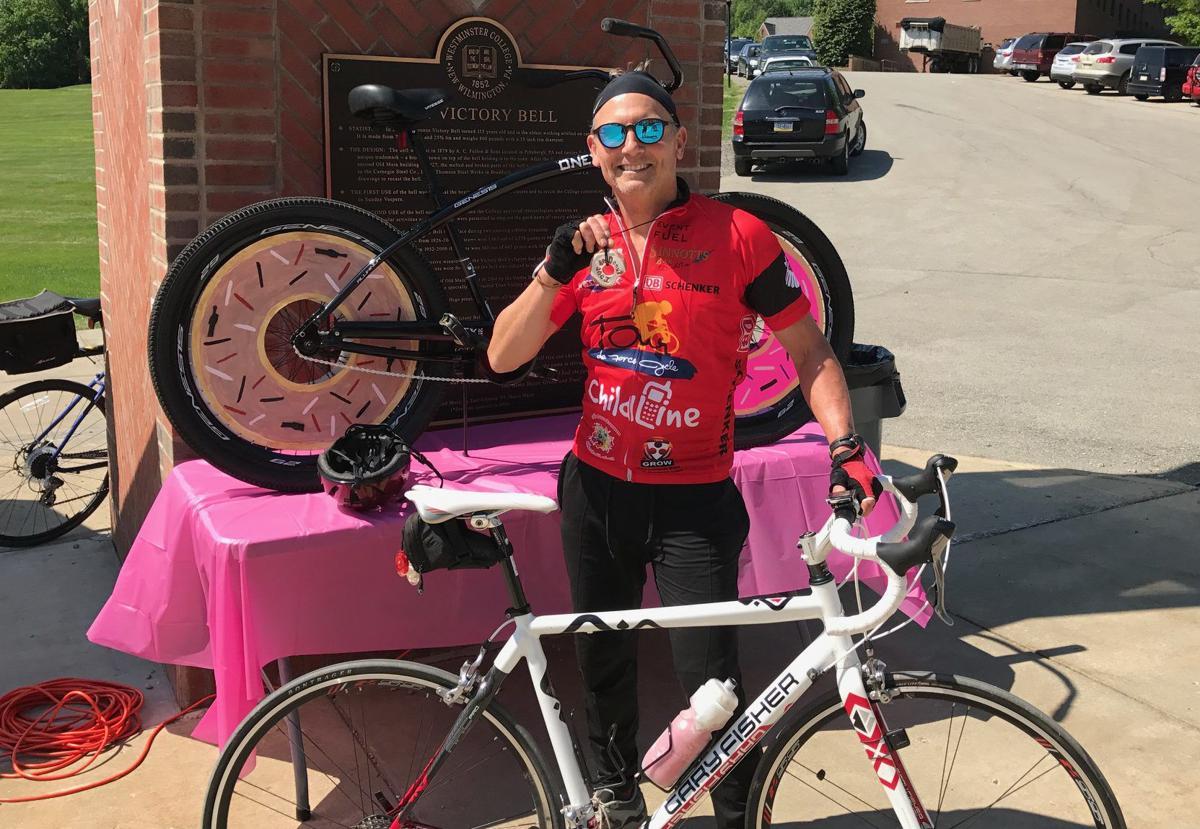 Tour de Dout rider