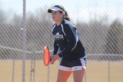 Women's Tennis: Titans Defeat Saint Vincent in Fourth Shutout of Season