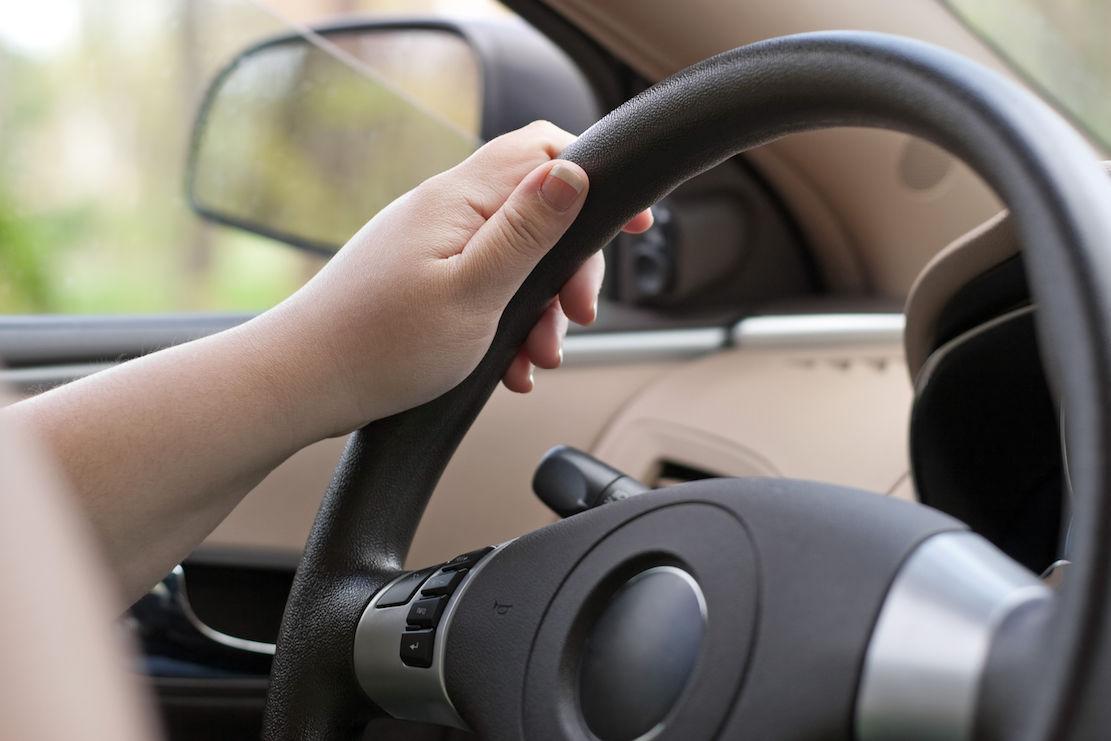 Woman Car Driver