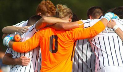 Men's Soccer: Titans End Season at ECAC Tournament
