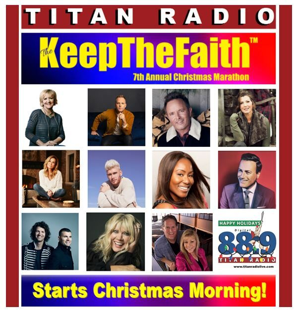 Keep the Faith Christmas Marathon