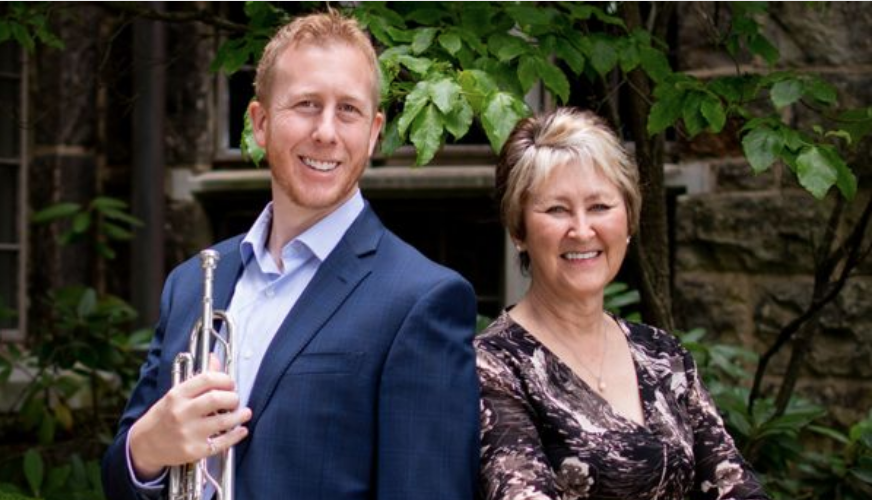 Winfield, DeSalvo collaborate on album and upcoming recital