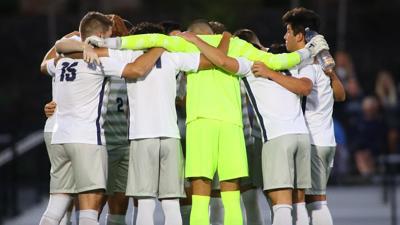 Men's Soccer: Titans Lose Close Matchup to Eagles