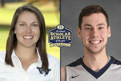 Marcus and O'Hara Recognized as PAC Scholar-Athletes of the Year