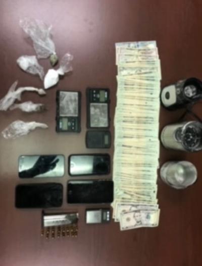 New Castle Police arrest 4 in Halloween drug raid