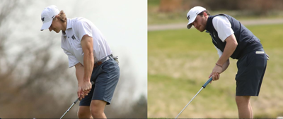 Men's Golf: Bell and Cummins Lead Titans at Day One of NCAA Tournament