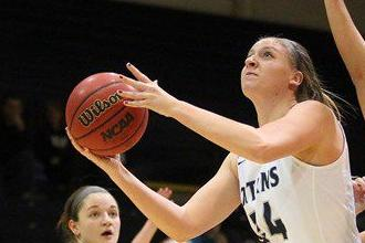 Women's Basketball: Titans Complete Sweep at Manchester Tip-Off Tournament