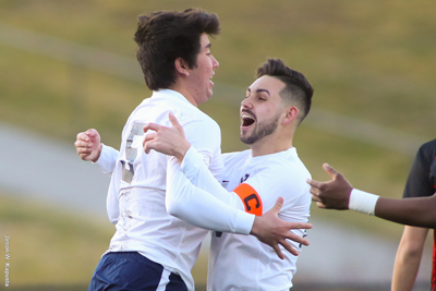 Men's Soccer: Iregui's Overtime Goal Takes Down Yellow Jackets