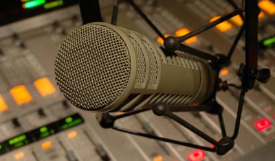 Titan Radio, microphone